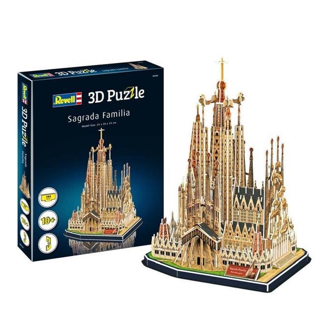 3D Puzzle La Sagrada Familia