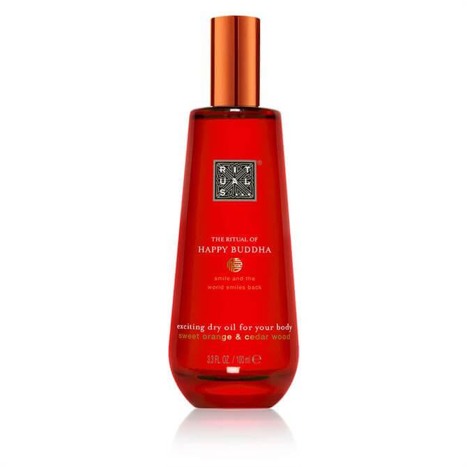 Rituals The Ritual of Happy Buddha Dry Body & Hair Oil 100ml