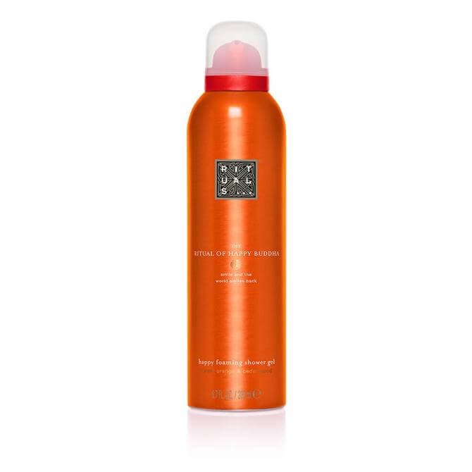 Rituals The Ritual of Happy Buddha Foaming Shower Gel 200ml