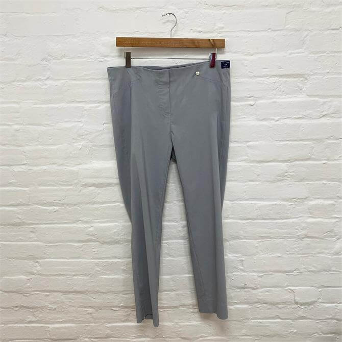 Robell Super Slim Fit Rose Trousers