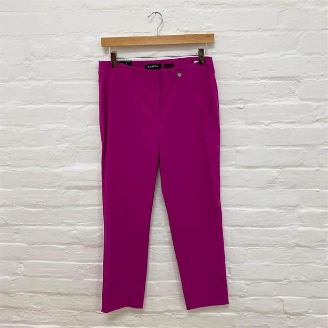 Robell Bella Slim Fit Trousers