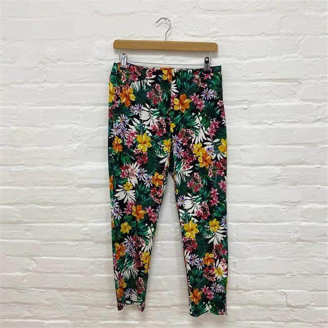 Robell Rose Tropical Trouser