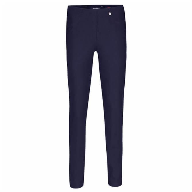 Robell Bella 78 Slim Fit Trousers