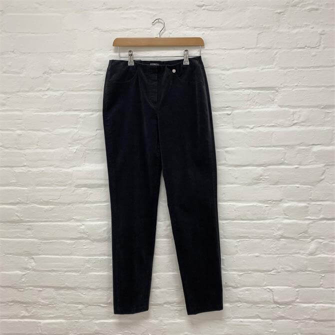 Robell Bella Needle Cord Trousers