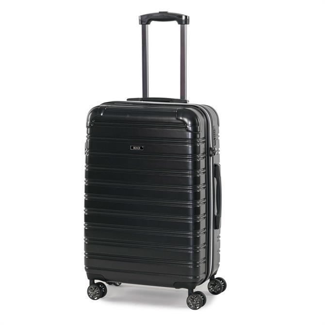 Rock Luggage Chicago Hard Shell 8 Wheel Suitcase