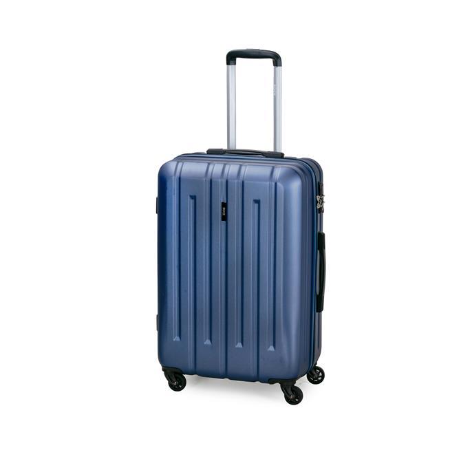Rock Luggage Daytona Hard Shell 4 Wheeler Suitcase