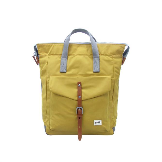 ROKA Bantry C Stripe Medium Backpack