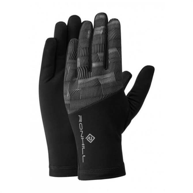 Ronhill Afterlight Gloves - Black