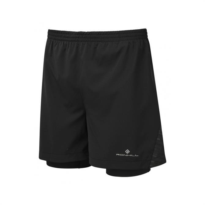 Ronhill Men's Momentum Afterlight Twin Shorts