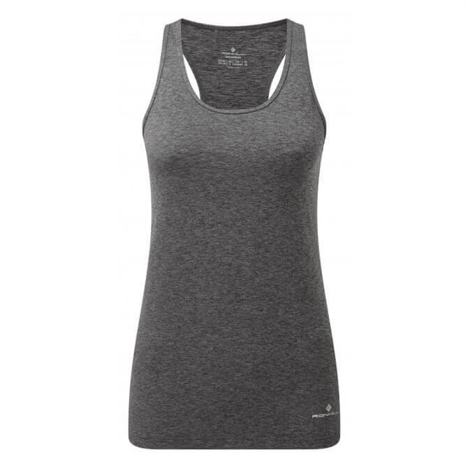 Ronhill Women's Momentum Body Tank - Grey Marl
