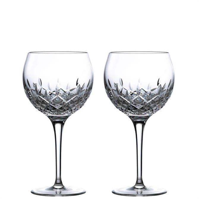 Royal Doulton Highclere Set of 2 Gin Glasses