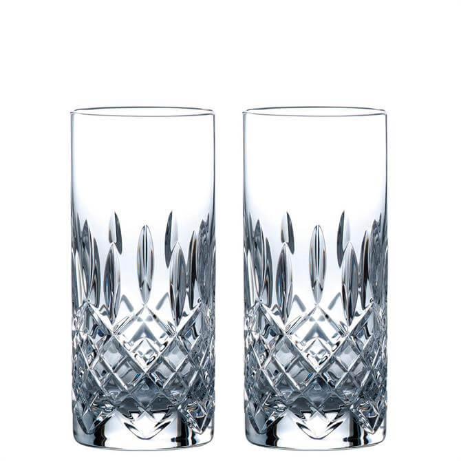 Royal Doulton Highclere Set of 2 Hi Ball Glasses