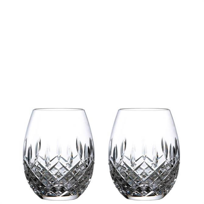 Royal Doulton Highclere Set of 2 Rum Glasses