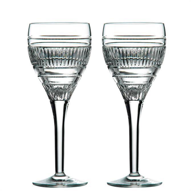 Royal Doulton Radical Set of 2 Wine Glasses