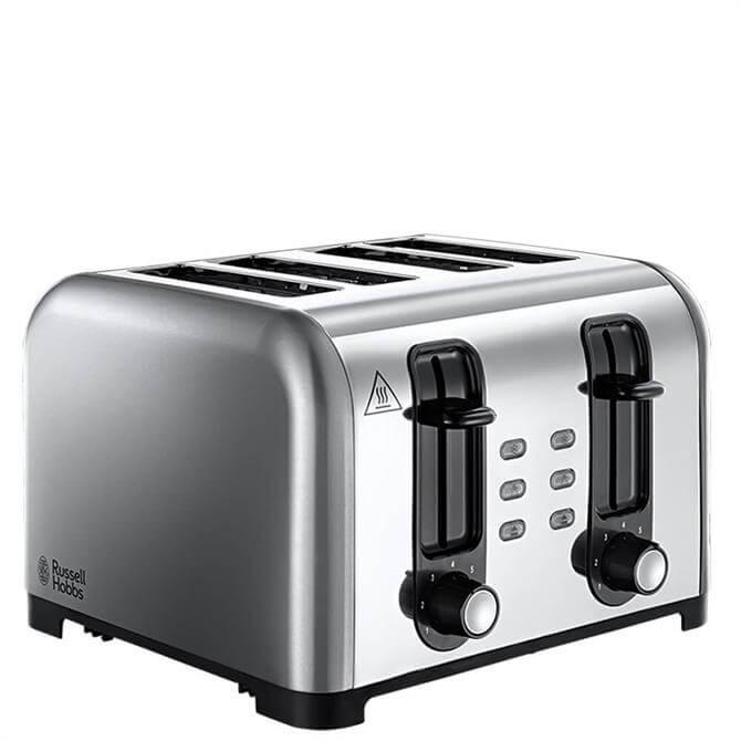 Russell Hobbs Canterbury 4 Slot Toaster