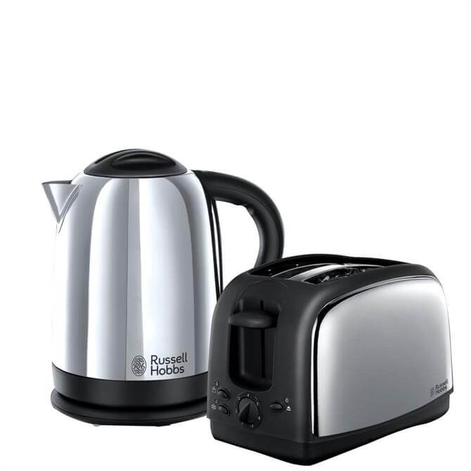 Russell Hobbs Lincoln 2 Slice Toaster and Kettle Set