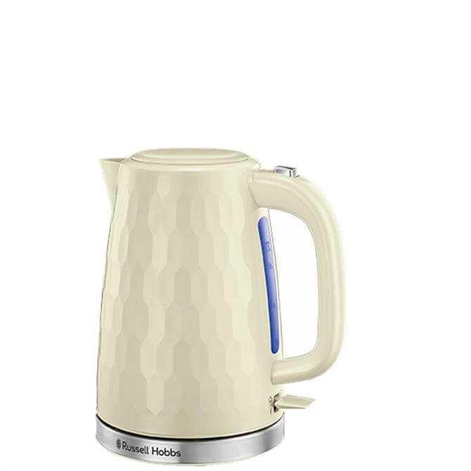 Russell Hobbs Honeycomb Cream Kettle