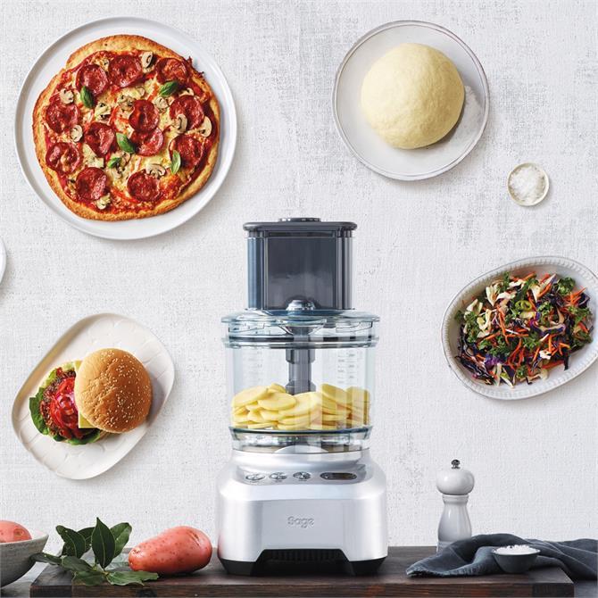 Sage Kitchen Whizz Pro Food Processor: 3.7 Litre