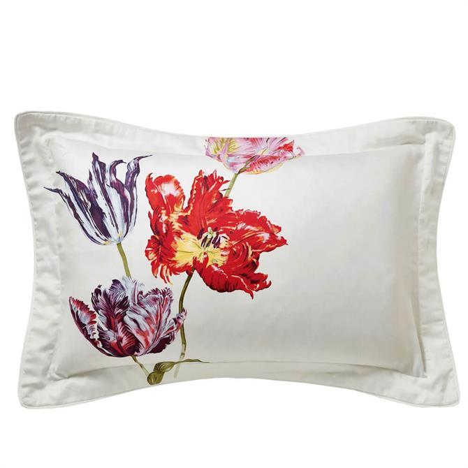 Sanderson Tulipomania Oxford Pillowcase