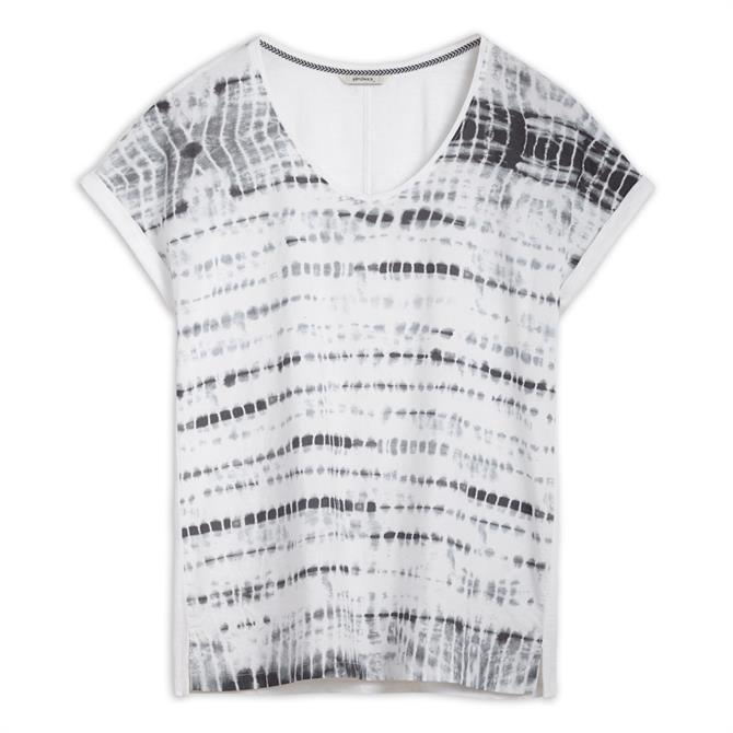 Sandwich Batik Print T-Shirt