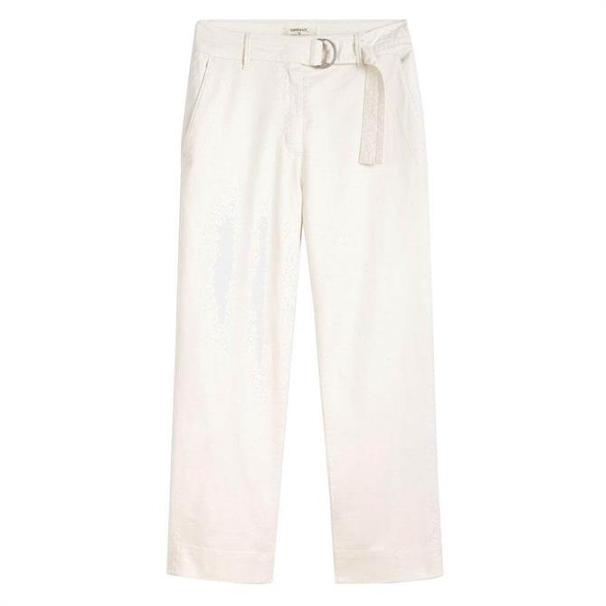Sandwich Casual Belted Trouser