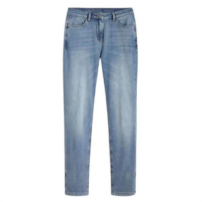 Sandwich Skinny High Waist Jeans
