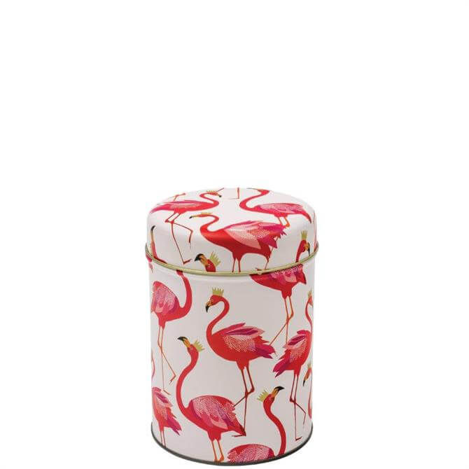 Sara Miller London Flamingo Round Caddy