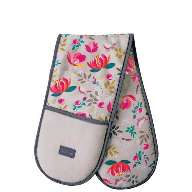 Sara Miller London Peony Double Oven Glove