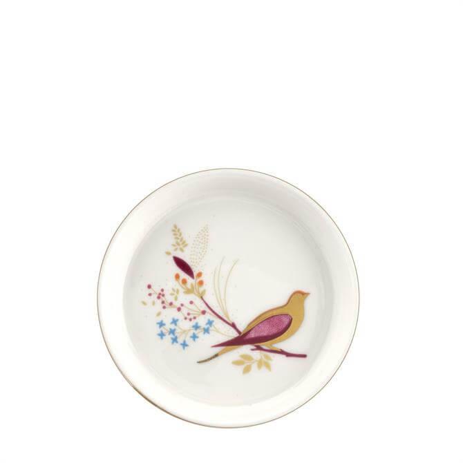 Sara Miller London Chelsea Pink Mini Dish 3 Inch