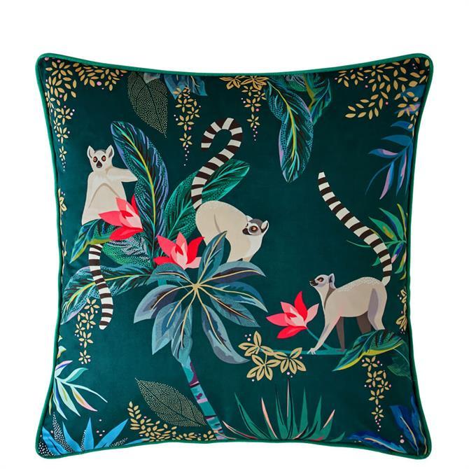Sara Miller Lemur Cushion