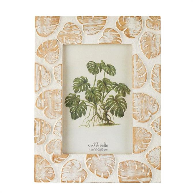 Sass & Belle Cheese Plant Photo Frame