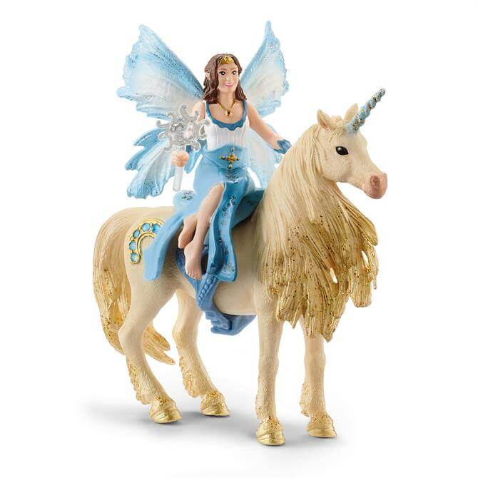 Schleich Bayala Eyela's Ride on the Gold Unicorn 42508