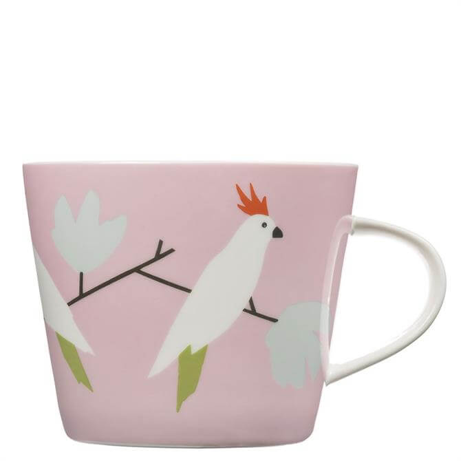 Scion Lovebirds Peony Mug