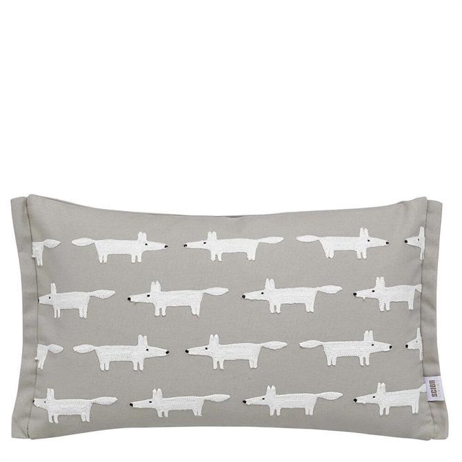 Scion Mr Fox Blush Cushion