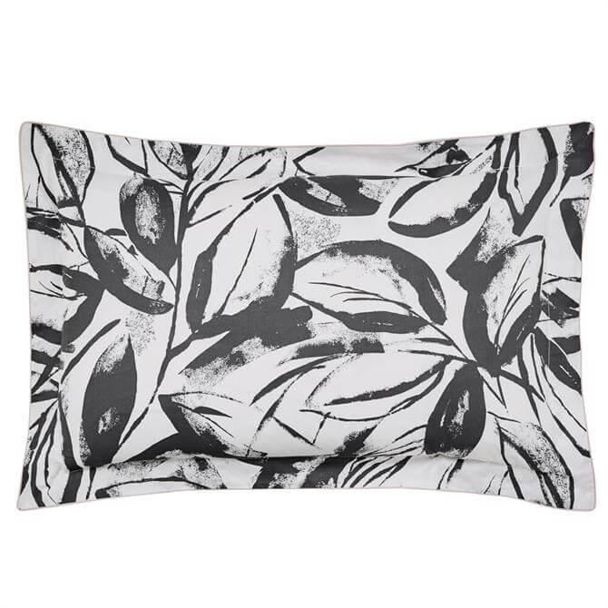 Scion Padua Charcoal Oxford Pillowcase