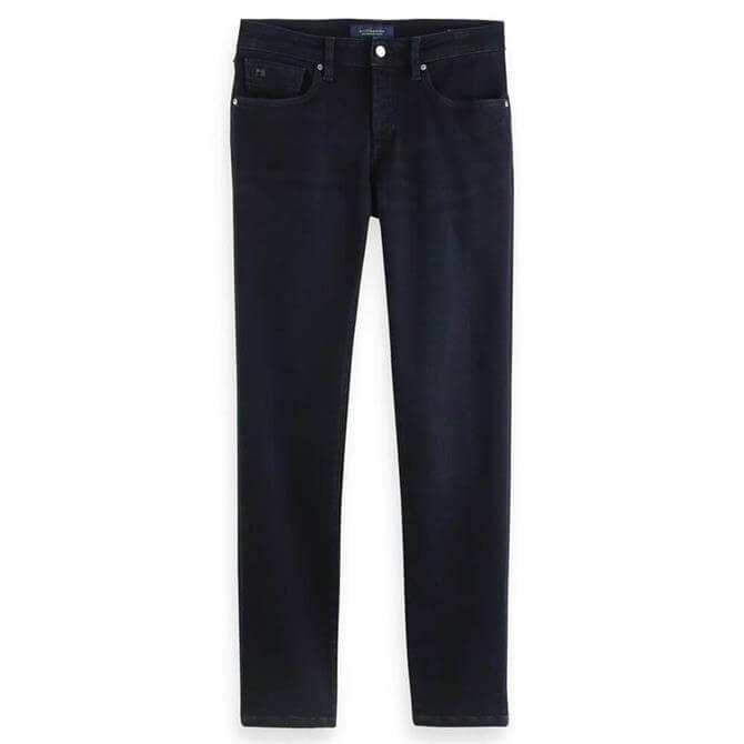 Scotch & Soda Ralston Dark Blue Slim Fit Jeans