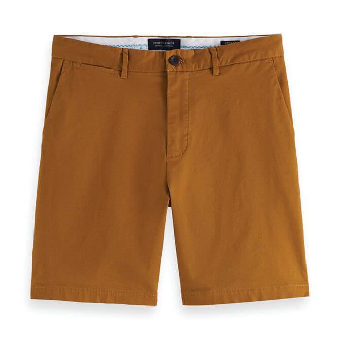 Scotch & Soda Stuart Pima Cotton Shorts