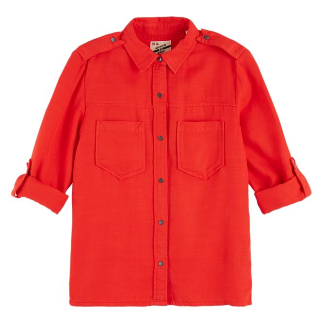 Scotch & Soda Workwear Shirt
