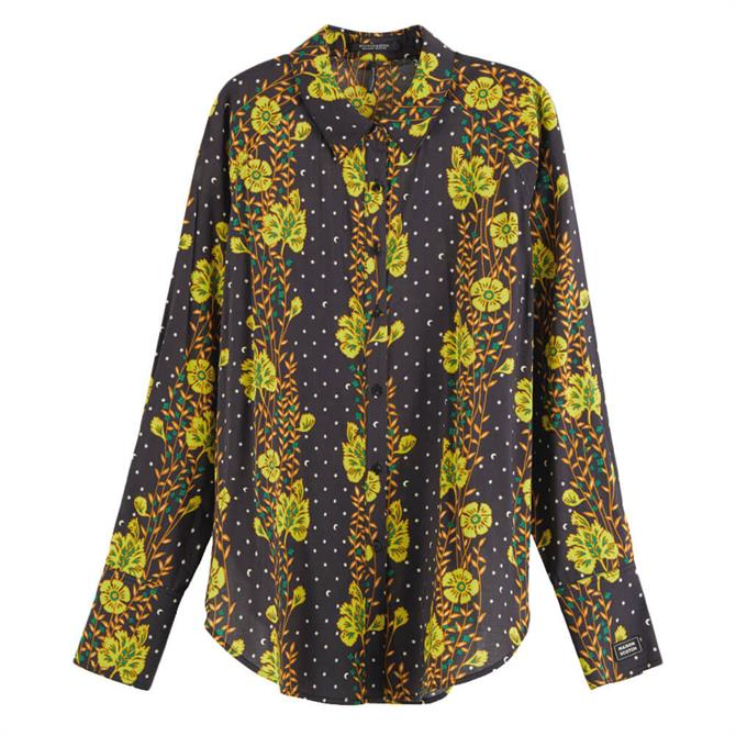 Scotch & Soda Floral Print Shirt