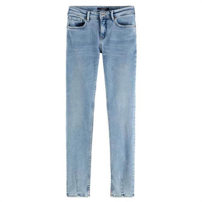 Scotch & Soda La Bohemienne Solorize Skinny Jeans