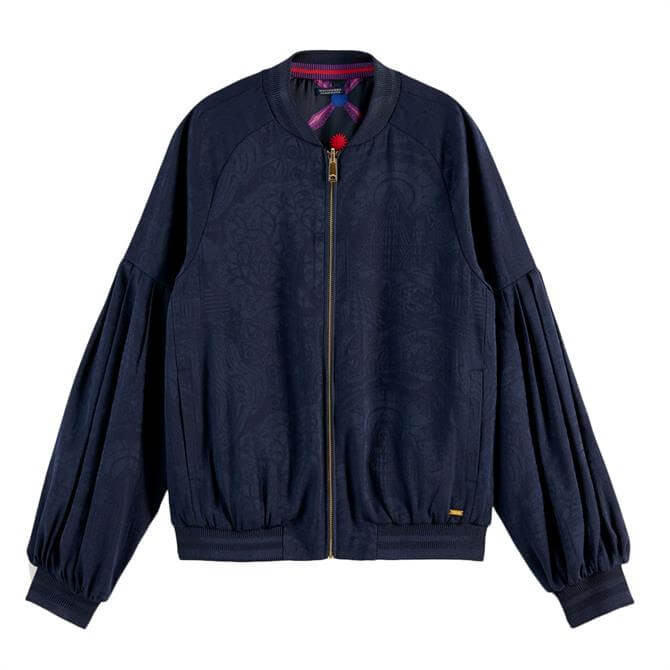Scotch & Soda Reversible Lightweight Jacket