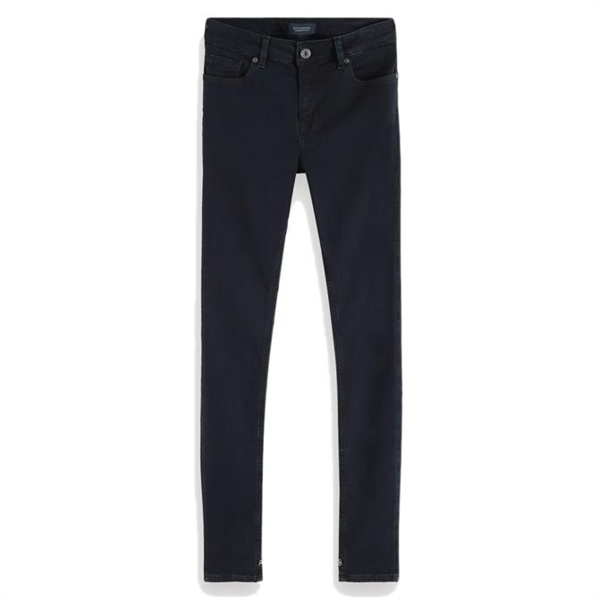 Scotch & Soda La Bohemienne Midnight Sky Skinny Jeans