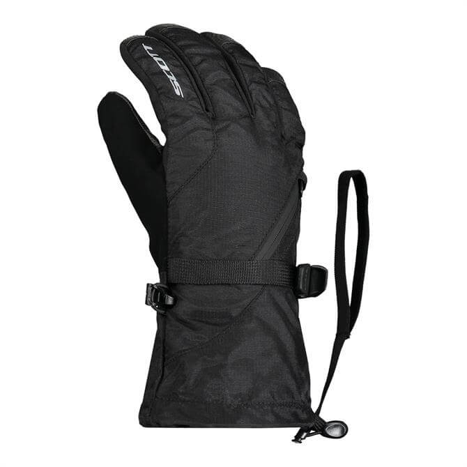 Scott Junior Ultimate Ski Glove- Black