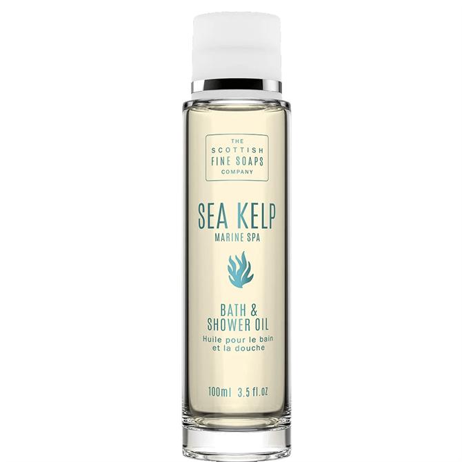The Scottish Fine Soap Co. Marine Spa- Sea Kelp Bath & Shower Oil 100ml