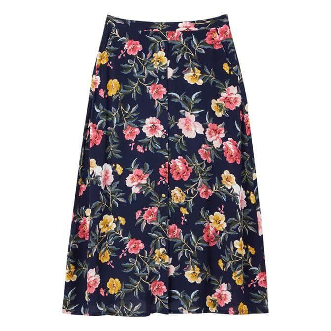 Seasalt Corinna Button Through Skirt