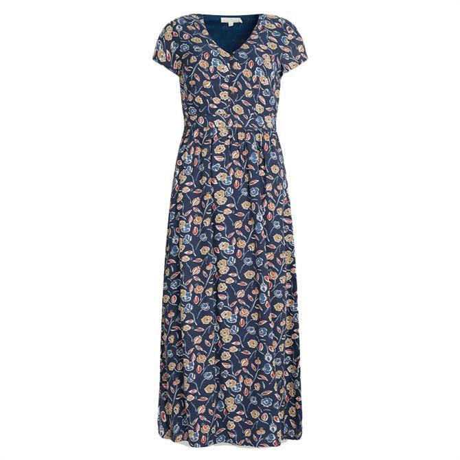 Seasalt Feather Slate Dress