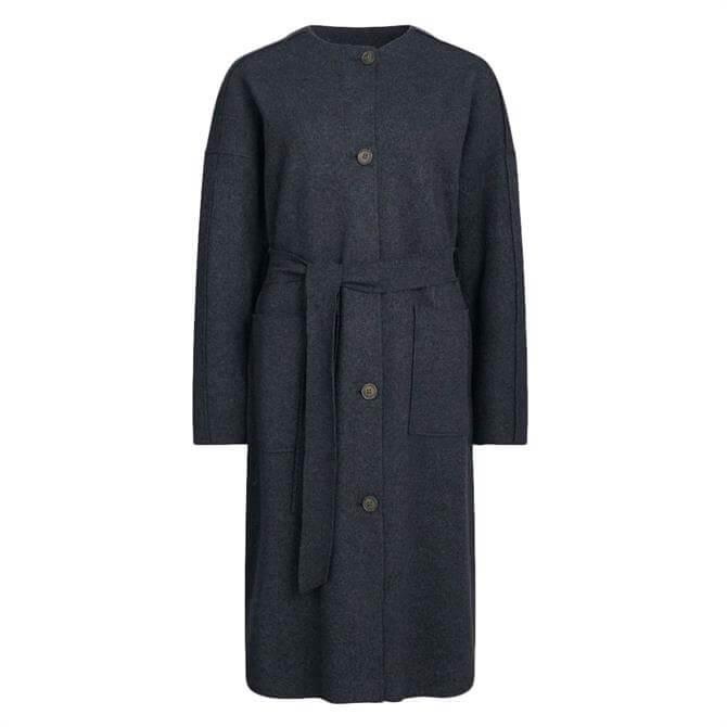 Seasalt Lysbeth Boiled Wool Coat