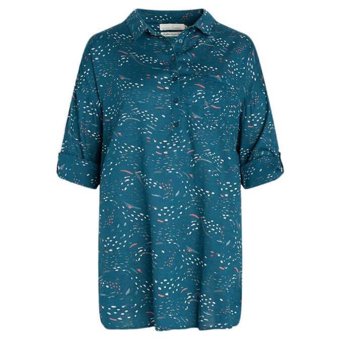 Seasalt Polpeor Printed Shirt Tunic