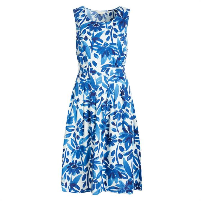 Seasalt Seamstress Floral Dress
