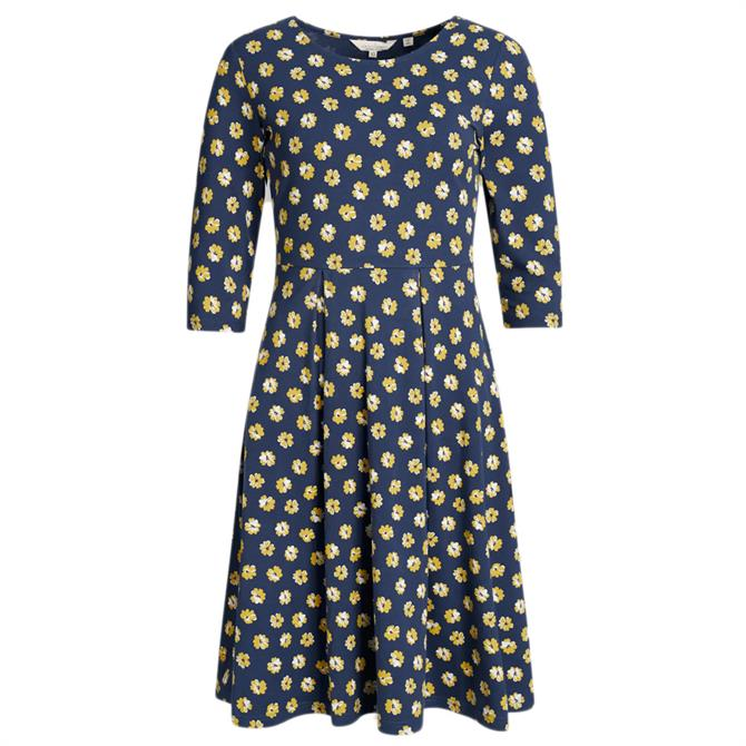 Seasalt The Mouls Patterned Fit and Flare Dress